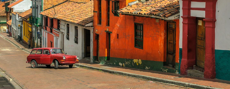 Alquiler de autos en Bogotá
