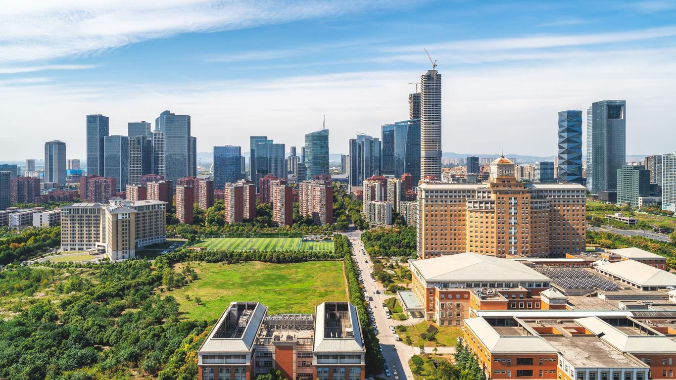 Aluguel de carros em Nanjing