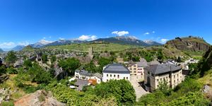Car Hire in Sion