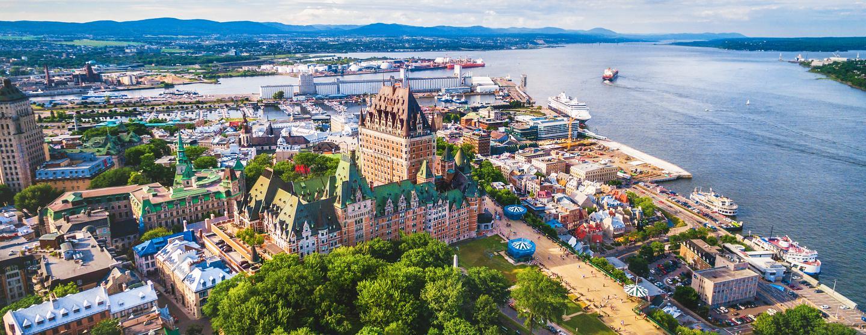 Autonvuokraus Quebec