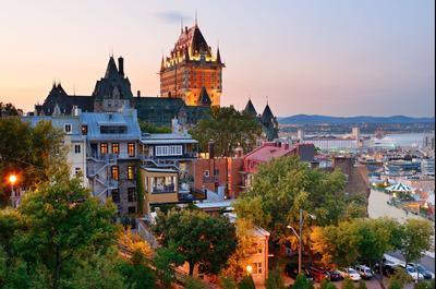魁北克市飯店