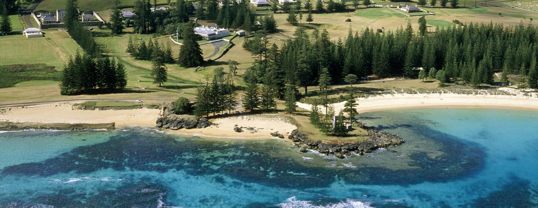 Norfolk Island Havaalanı Araç Kiralama