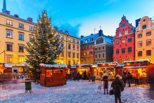 Erbjudanden på hotell i Stockholm