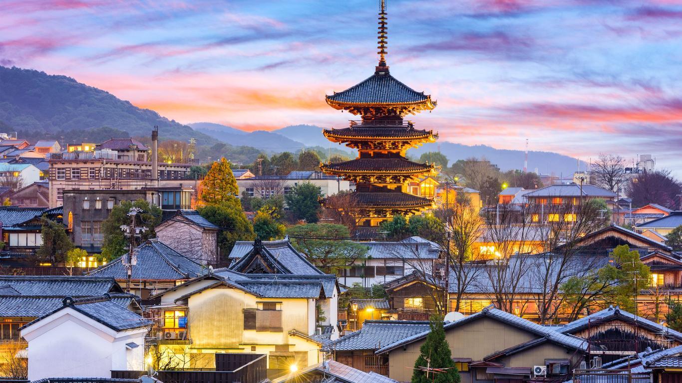京都市のレンタカーを検索&料金比較