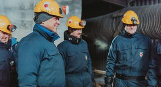 Longyearbyen: Historic Coal Mine Tour at Gruve 3