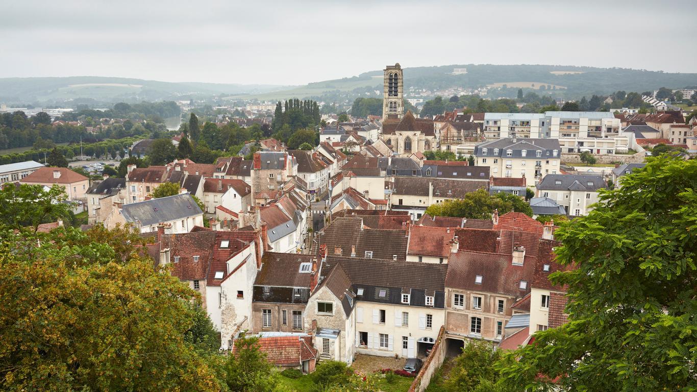 Château-Thierry autoverhuur