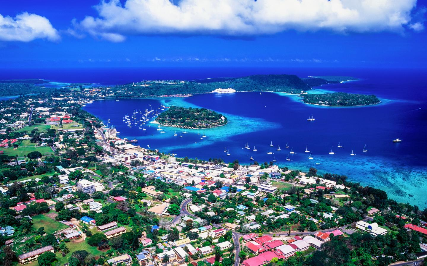 Port Vila hotels