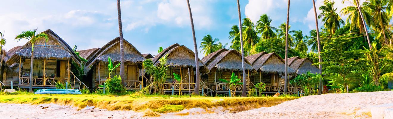 Khách sạn ở Ko Pha Ngan