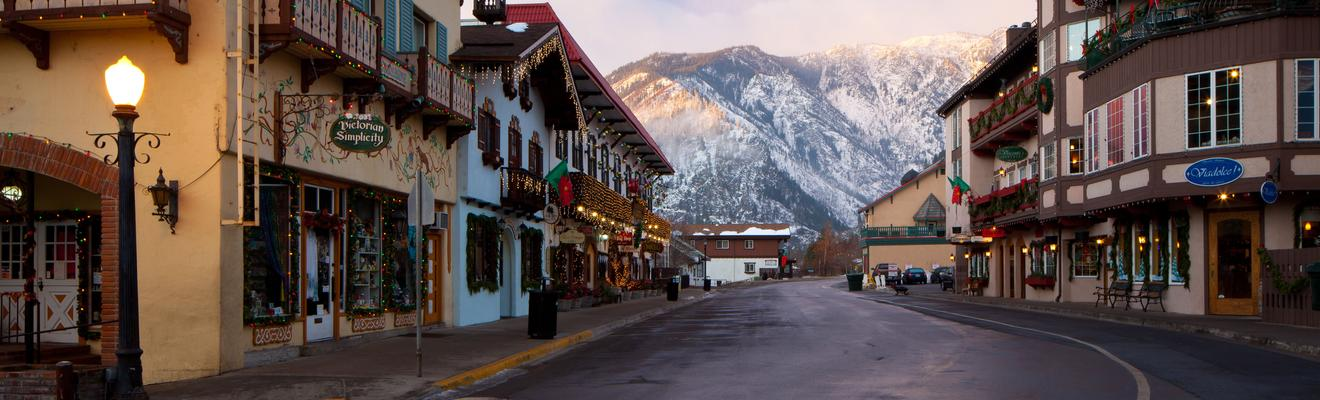 Leavenworth hotellia
