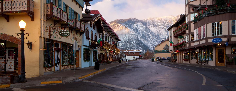 Hotele rodzinne - Leavenworth