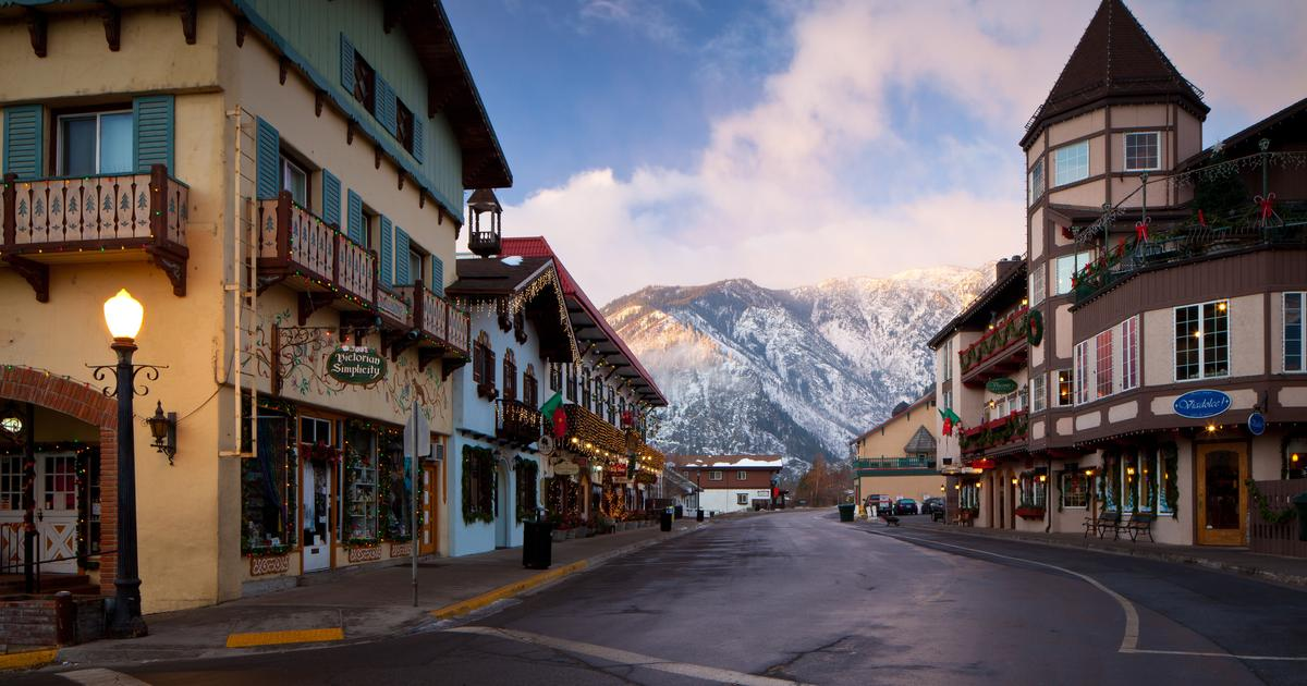 12 Best Hotels In Leavenworth. Hotels From $57/night