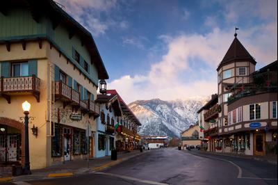 Leavenworth hotels