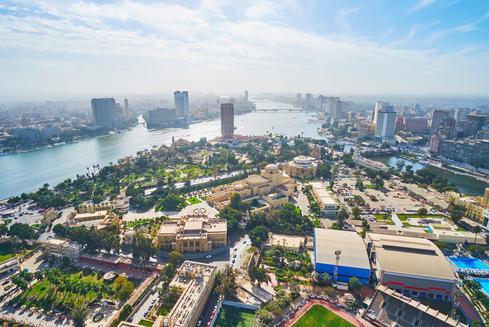 Erbjudanden på hotell i Kairo