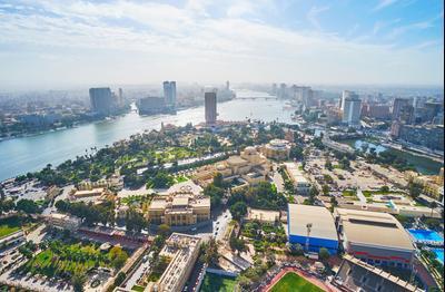 hotéis em Cairo
