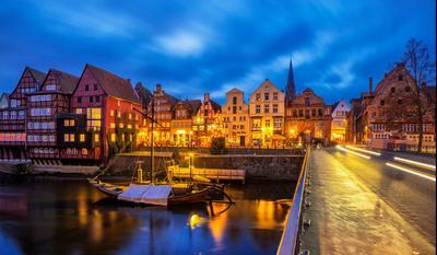Ξενοδοχεία στην πόλη Lüneburg