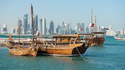 Leiebiler i Qatar
