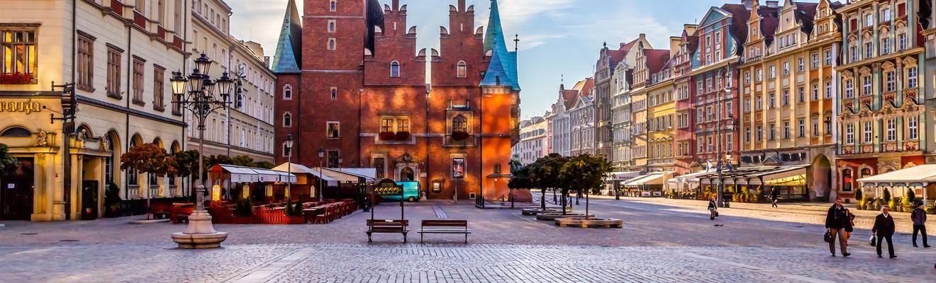 Ξενοδοχεία στην πόλη Βρότσλαβ
