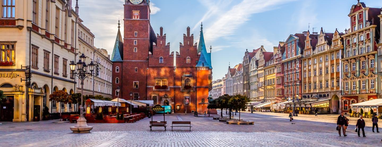 Leiebiler i Polen