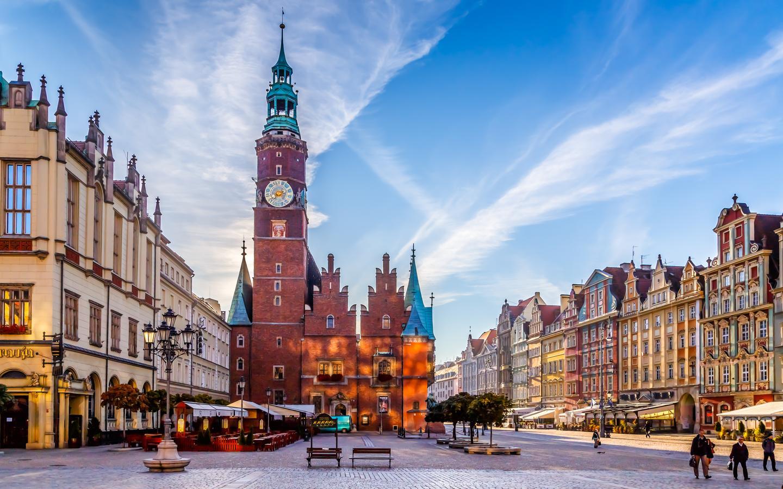 Wroclaw hotels