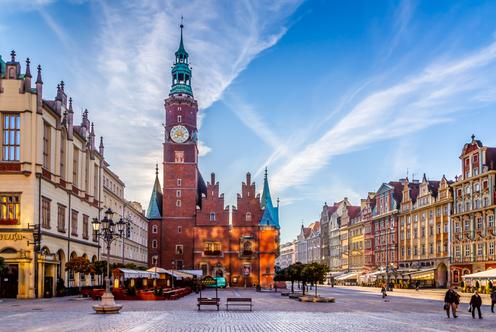 Oferty hoteli w: Wrocław