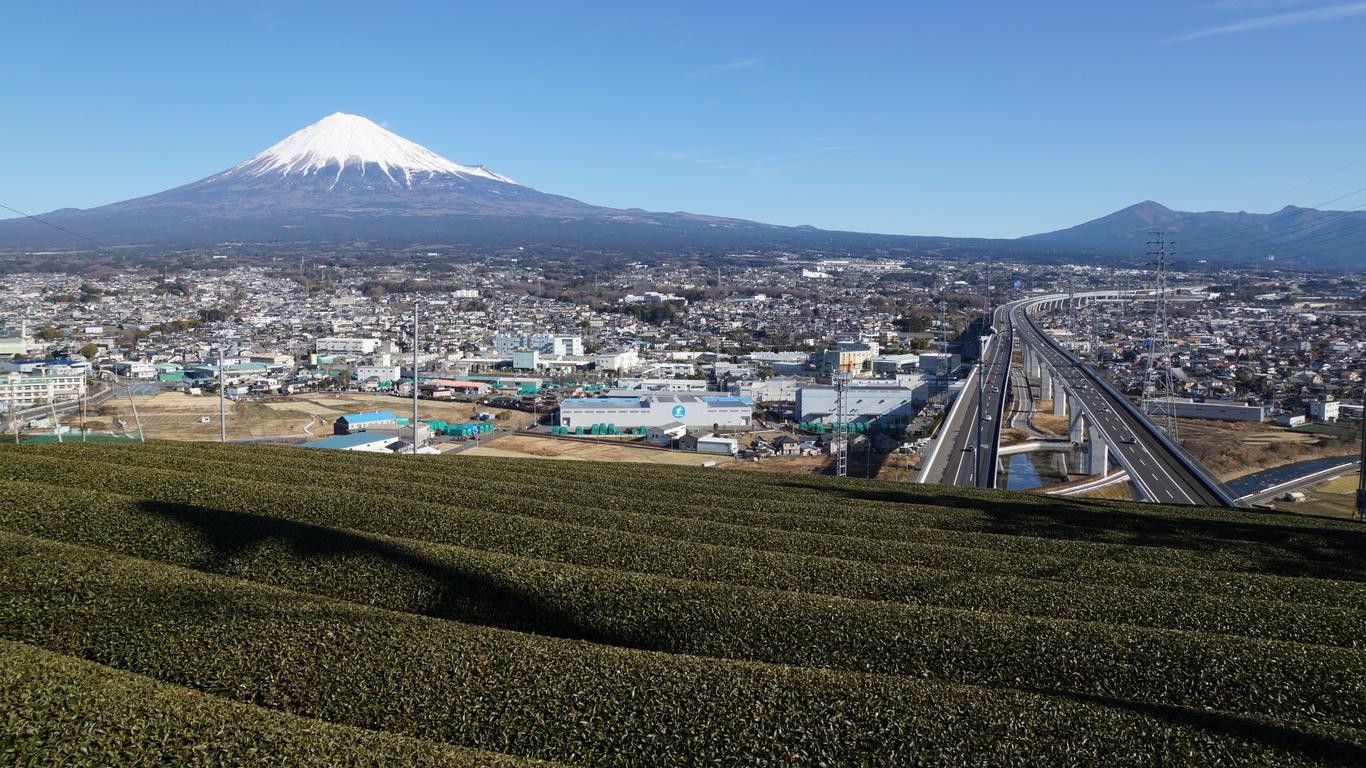 Fuji car hire