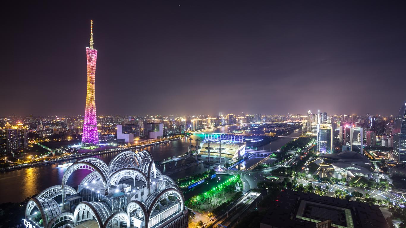 Guangzhou Mașini