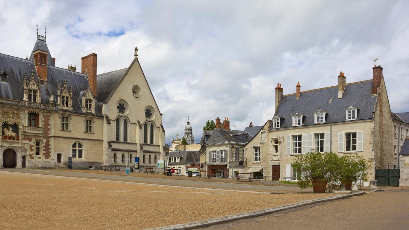 Coches de alquiler en Blois