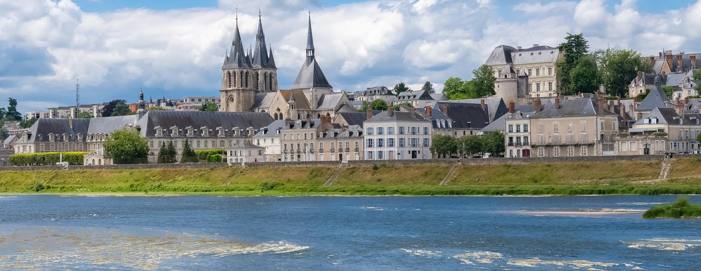 Autonvuokraus Blois