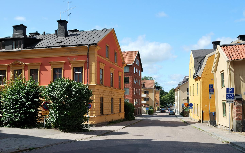 Hoteles en Upsala
