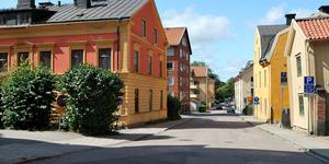 Hyrbil i Uppsala