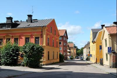 Ξενοδοχεία στην πόλη Uppsala
