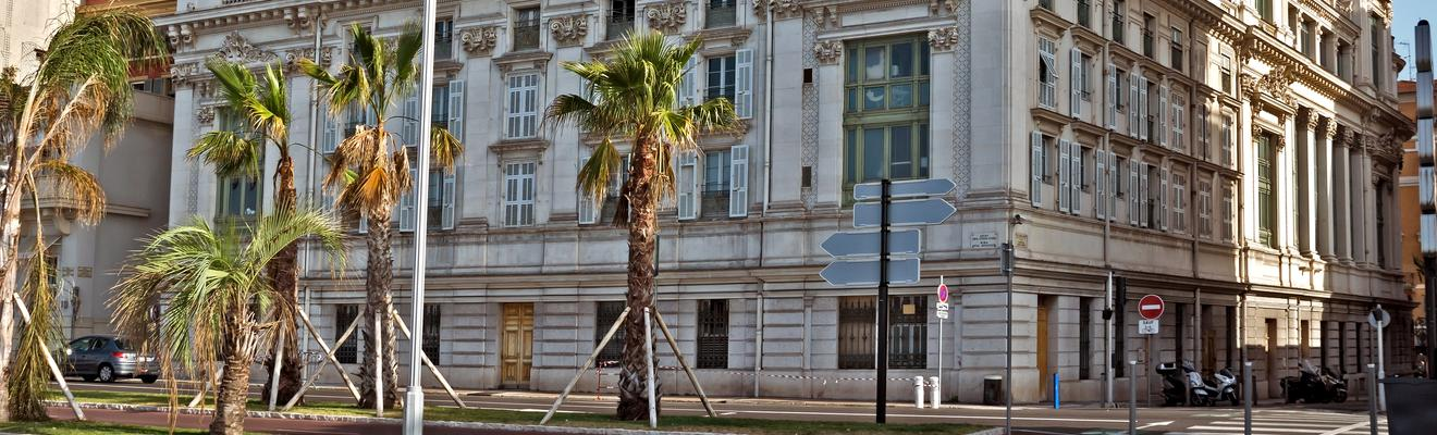 Nizza hotellia
