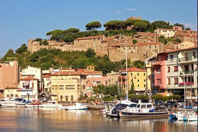 Ξενοδοχεία στην πόλη Castiglione della Pescaia