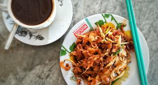George Town: Food Hop with Heritage on a Plate