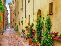 Hôtels à Pienza