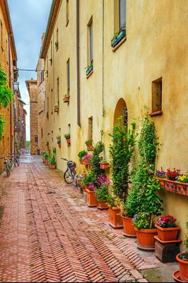 Ξενοδοχεία στην πόλη Pienza