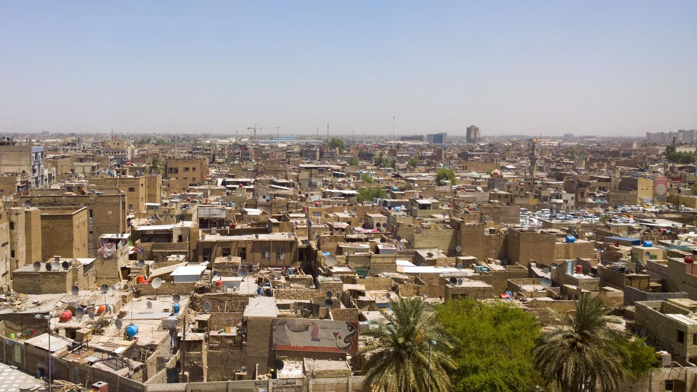 Bagdad Mașini