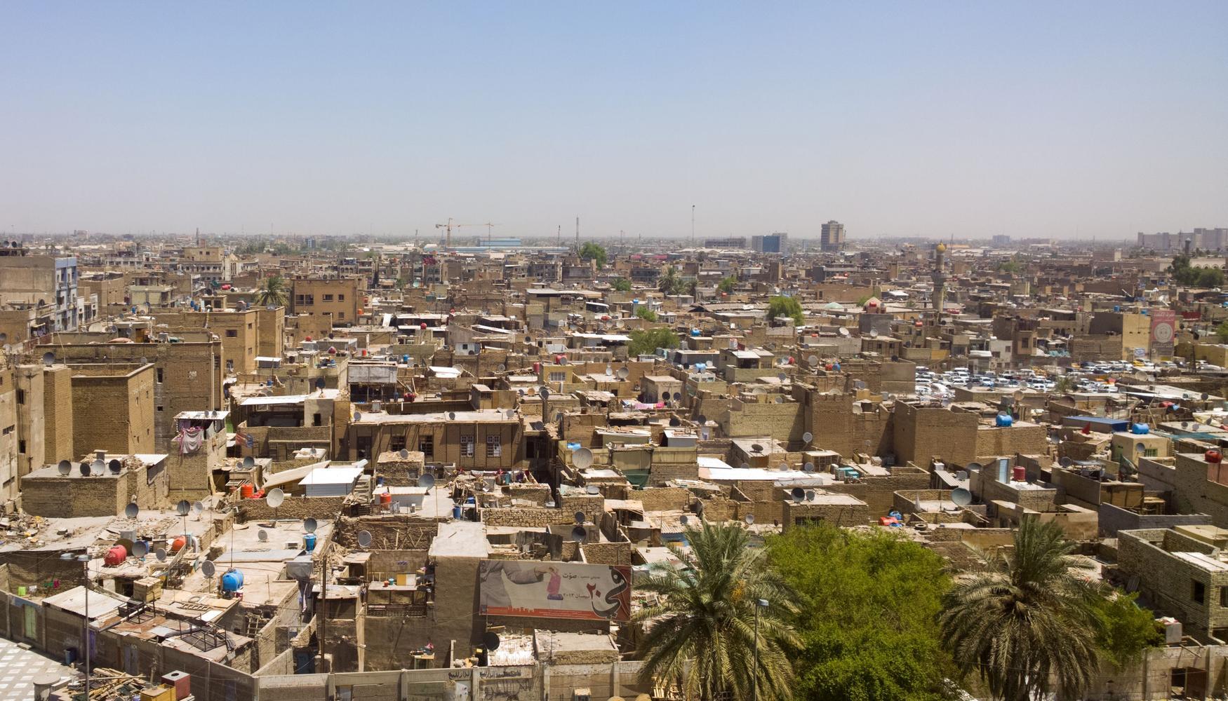 Ενοικίαση αυτοκίνητου στο Αεροδρόμιο Βαγδάτη Baghdad Intl