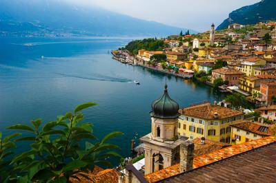 Ξενοδοχεία στην πόλη Limone sul Garda