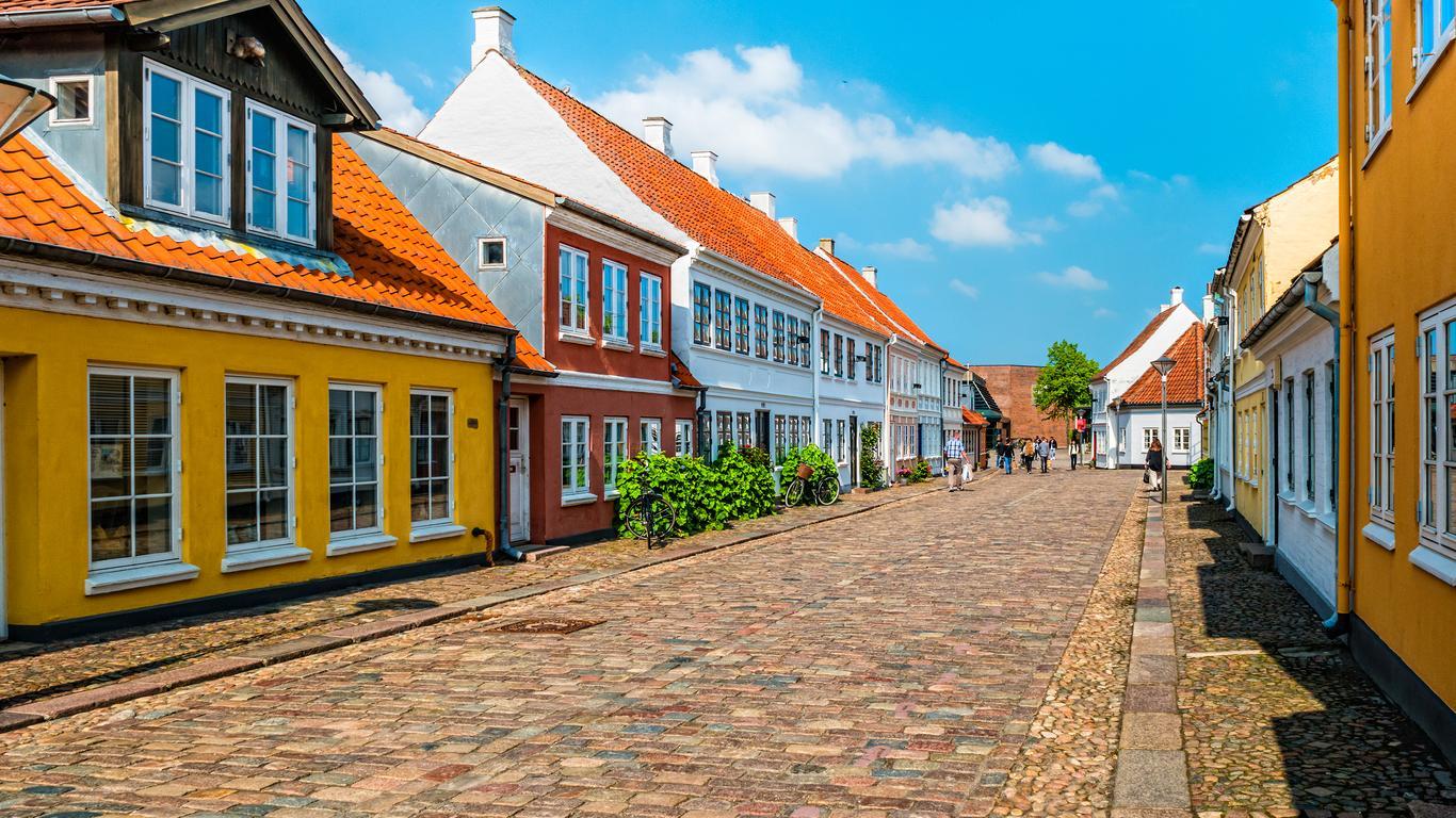 Mietwagen in Odense