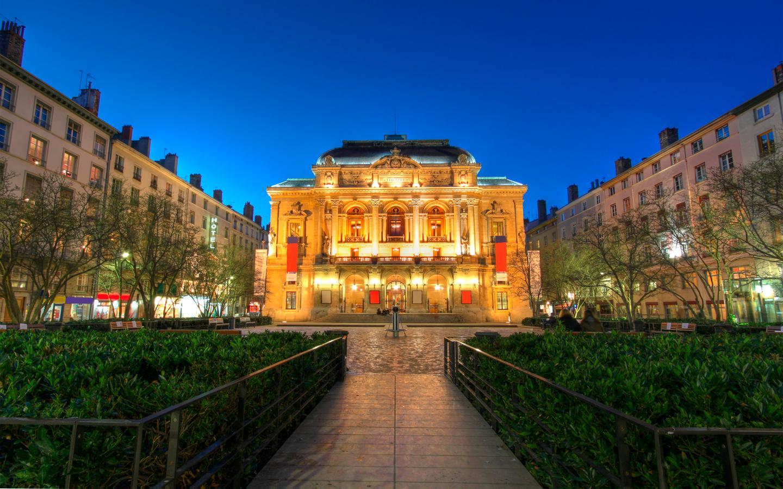Ξενοδοχεία στην πόλη Λυών