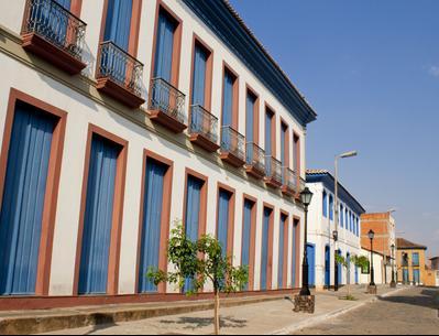 Montes Claros hoteles