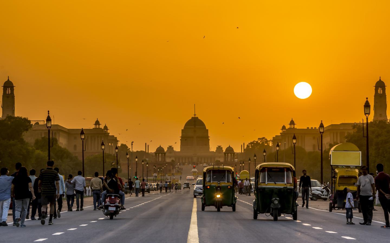New Delhi hotellia
