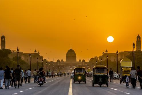 Ofertas de hotel en Nueva Delhi