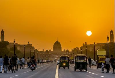 Hôtels à New Delhi