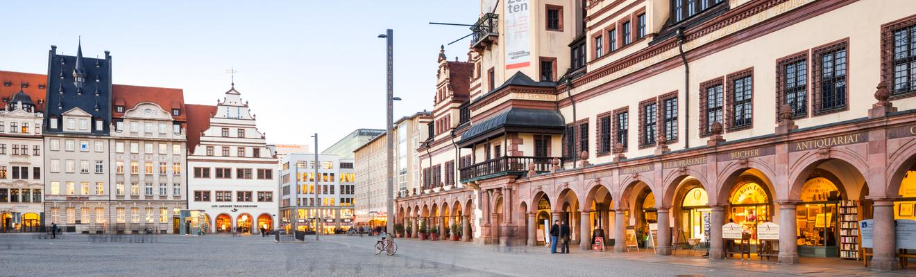 Leipzig hotellia