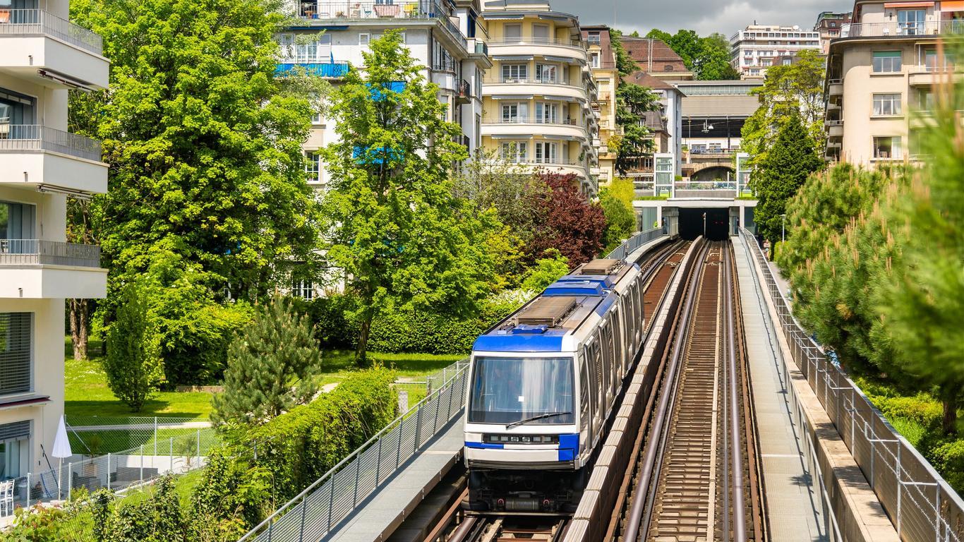 Lausanne car rentals