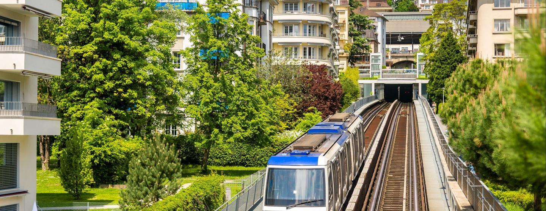 Autonvuokraus Lausanne
