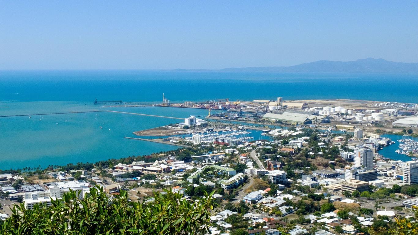 Coches de alquiler en Townsville