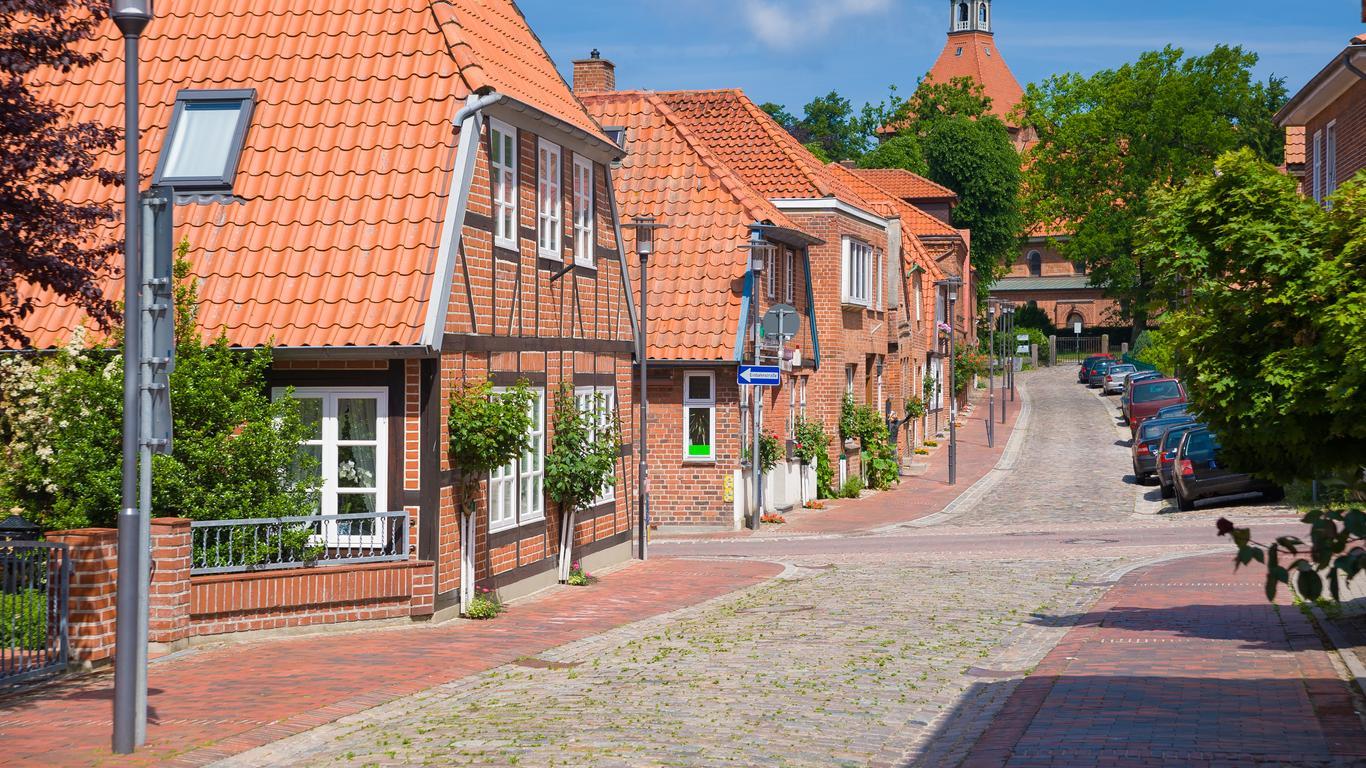 Renta de autos en Oldenburg in Holstein